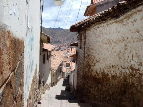 улочки Куско