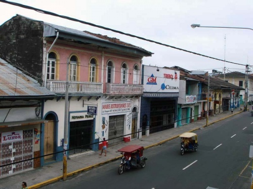 славный город Икитос