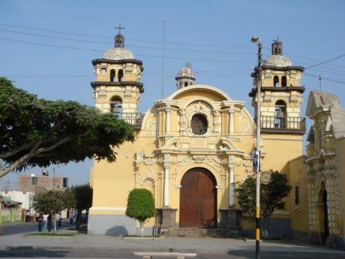 Писко: Plaza de Armas