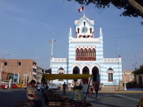 снова Plaza de Armas