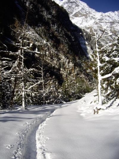 Дорога на Мананг