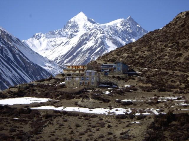 Приезжайте к нам в Непал кататься!