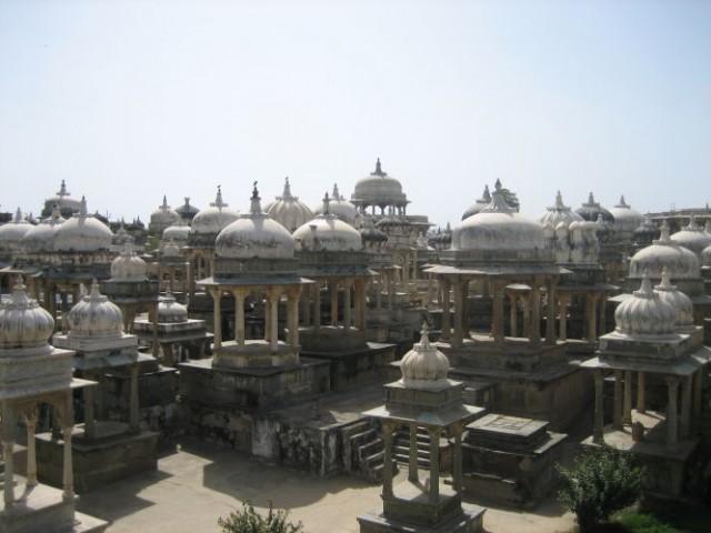Окрестности Удайпура