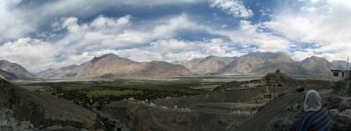 долина Нубра. Фото badguest.