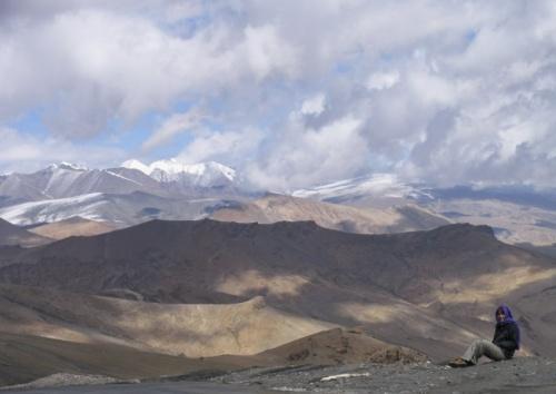 перевал Tanglangla  5360м