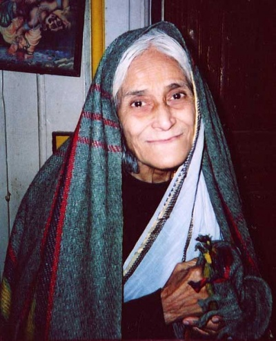 Вриндаванская бабушка
