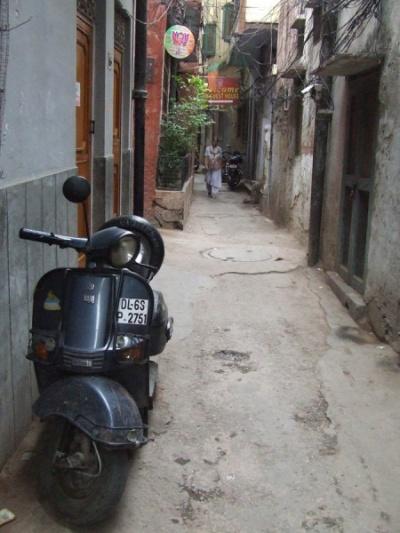 Один из переулков на Мейн Базаре