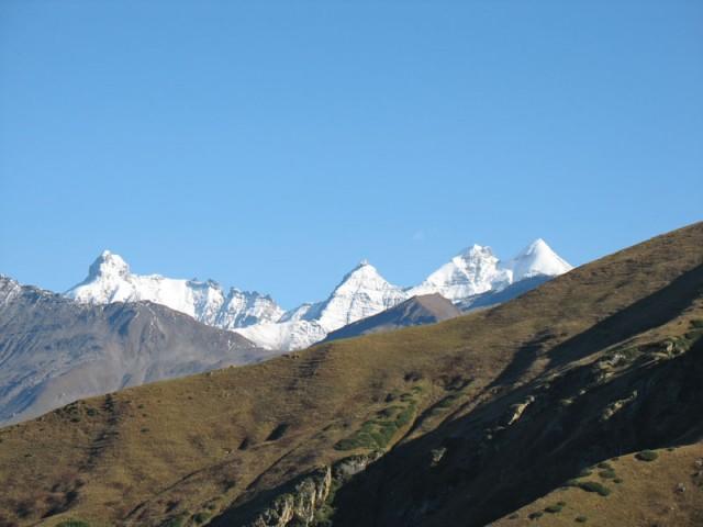 Сфинкс и Пирамиды в Гималаях