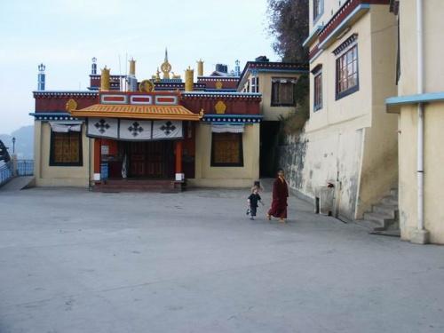 Буддийский монастырь в Шимле