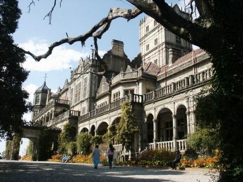 Viceroy Lodge - место, где жил и работал вице-король