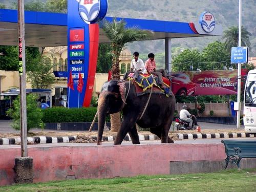 Что нам рост цен на бензин!:-)