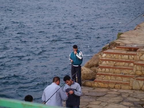 рыбаки(Босфор)