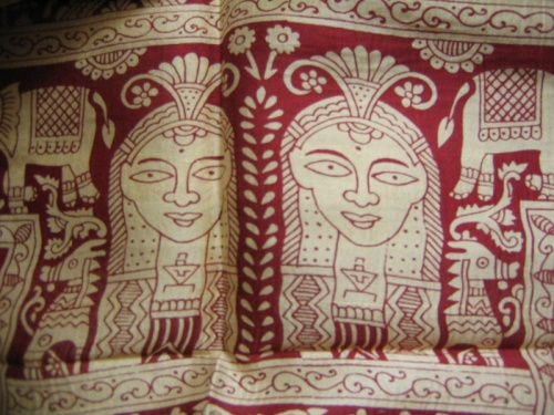 Рисунок сари