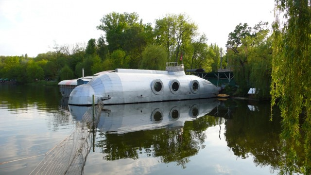 Kiev secret submarine