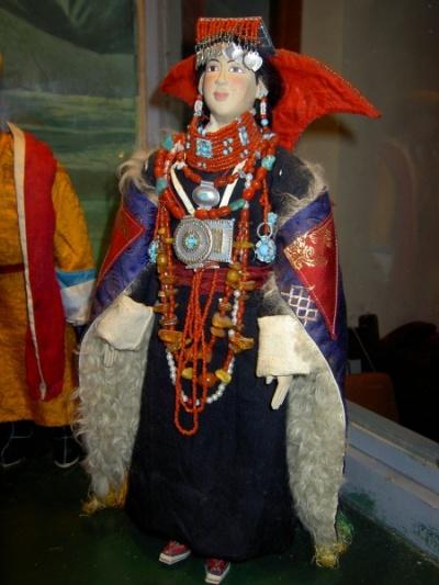 тибетские украшения