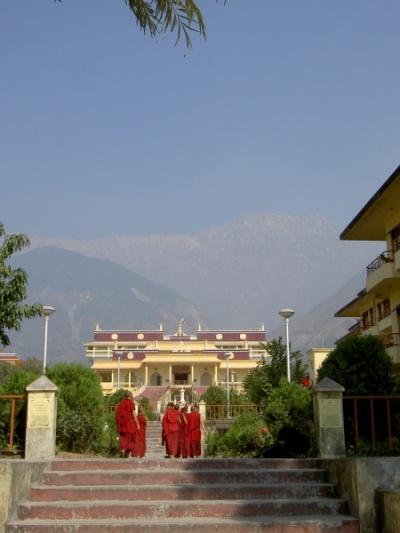 тантрический монастырь Гьюто