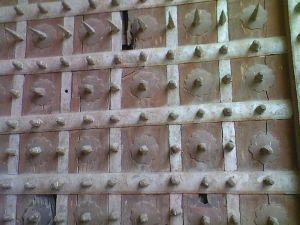 деревня Самод фрагмент ворот