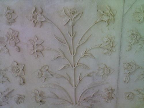 Тадж-Махал(фрагмент)