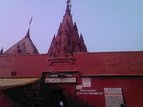 Варанаси,храм
