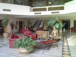 отель Usha Bundela