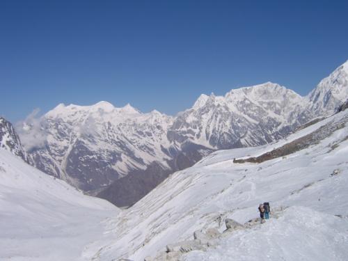 Перевал Larkya