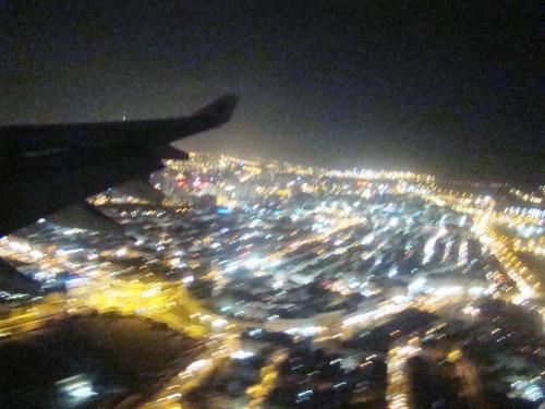 Дубаи ночью