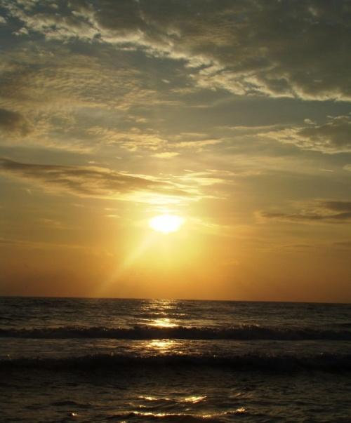 Закаты. Каждый день кажется, что красивее уже невозможно...