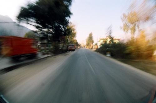 road to mandi