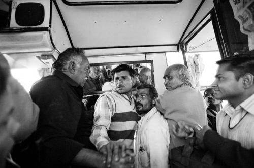 bus khadjuraho-jhansi