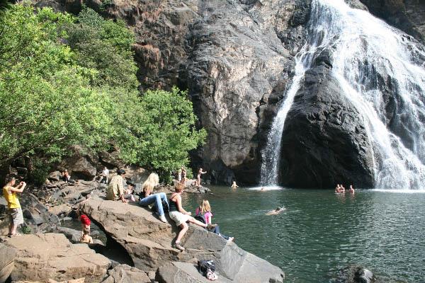 Дугассарский водопад