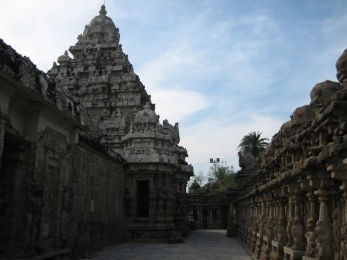 Кайласанатха-темпл в Канчипураме