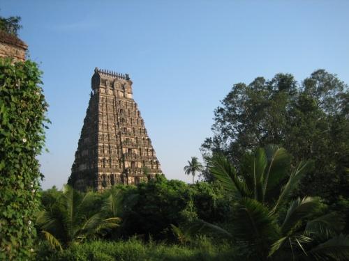 Шестой храм (вне обычного маршрута)