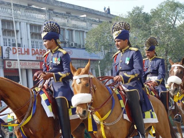 День Республики, Дели (январь 2004)