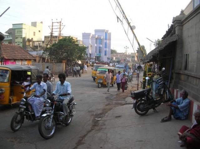 Городок Тени недалеко от Мадурая