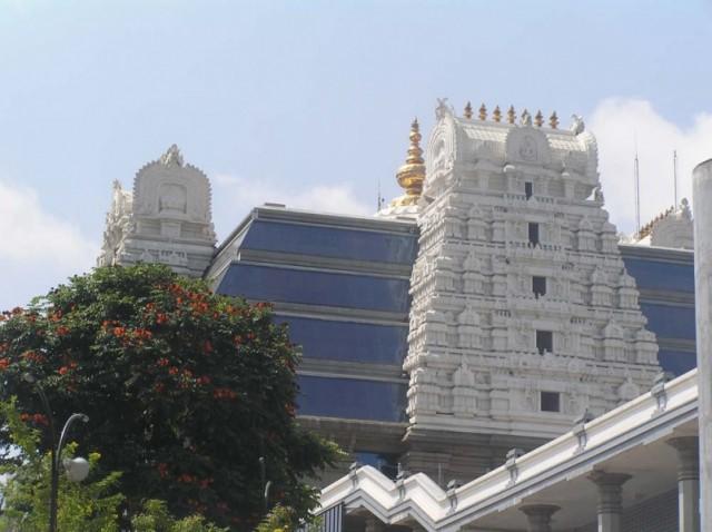 Бангалор, храм