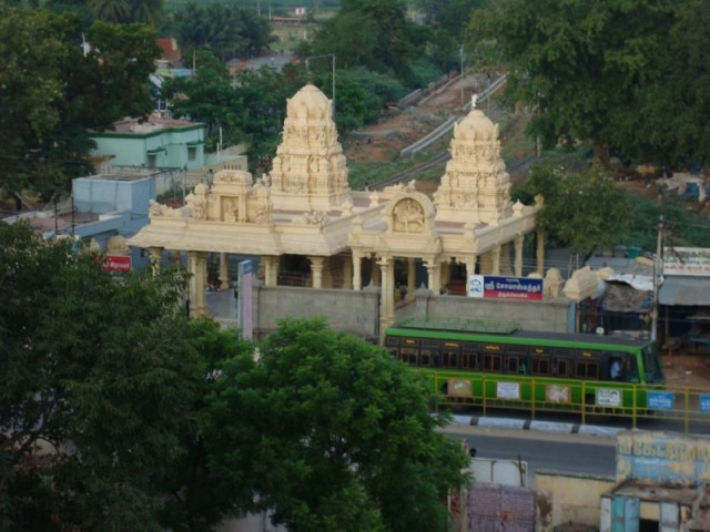Городок Сэлем в Тамилнаду