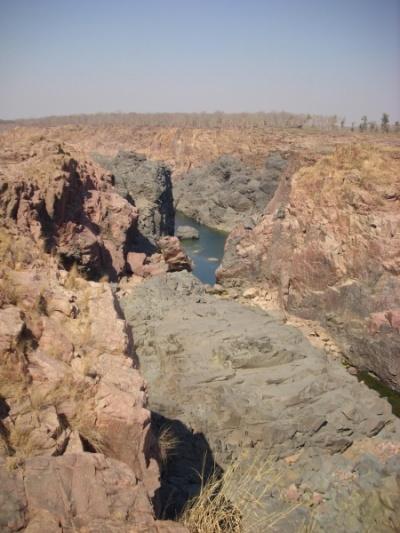 И еще водопады