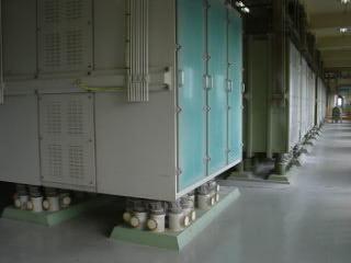один из уровней фабрики