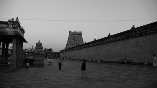 Чидамбарам. Храм.