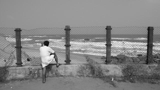 Мамаллапурам. Dangerous Sea 2
