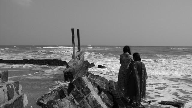 Мамаллапурам. Dangerous Sea 3