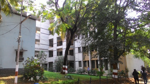 The New Academic building