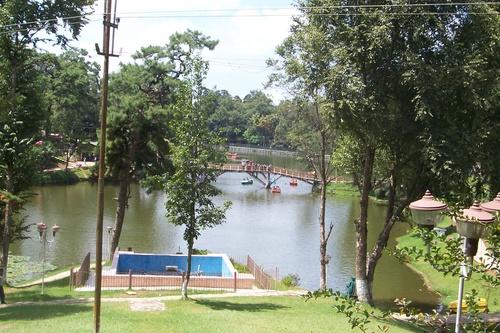 озеро Вард