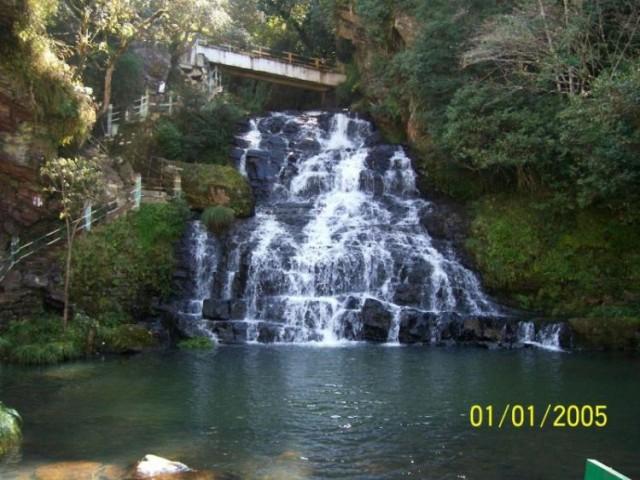 водопад Элефант
