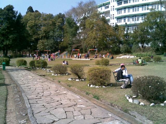 Леди Хидари парк