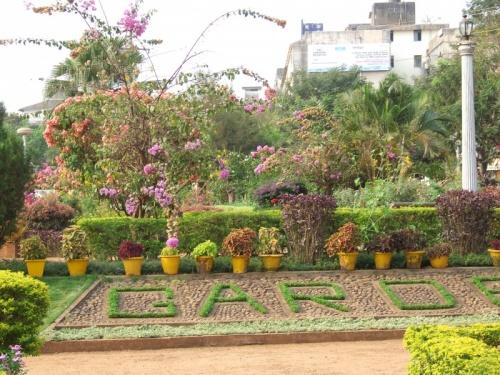 Сад в Маргао