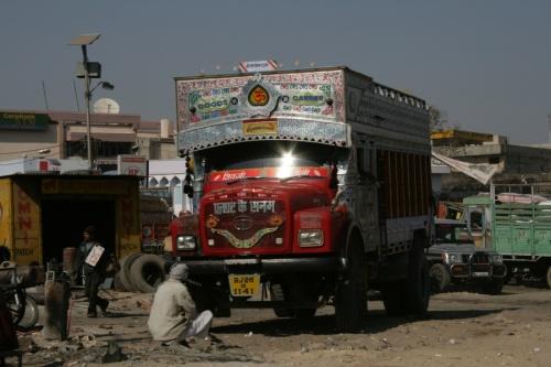 веселые грузовики