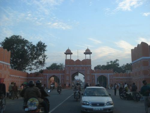 ворота джайпура