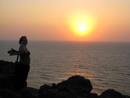 закат на Чапоре