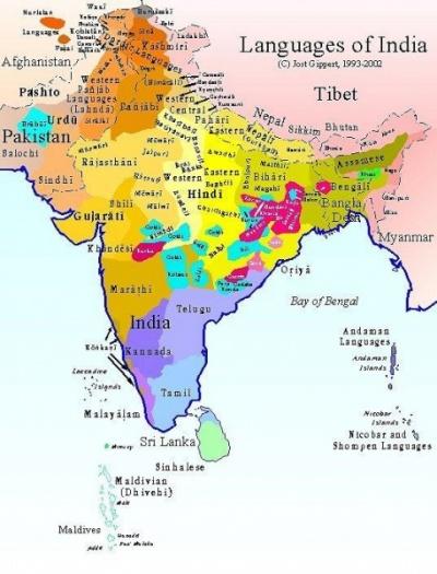 Языки Индии